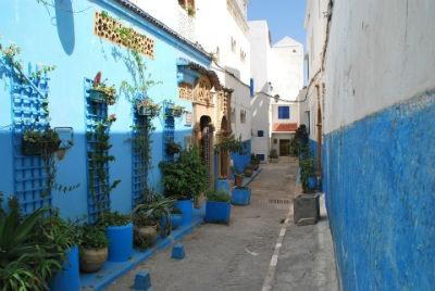 Calles de Rabat