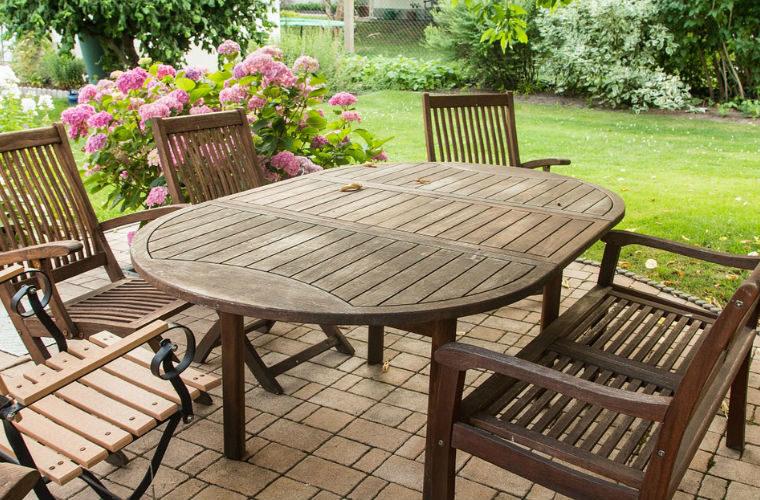 Consejos para elegir los muebles de jardin
