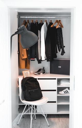 Consejos para organizar tu armario