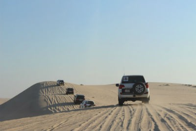 Desierto de Qatar