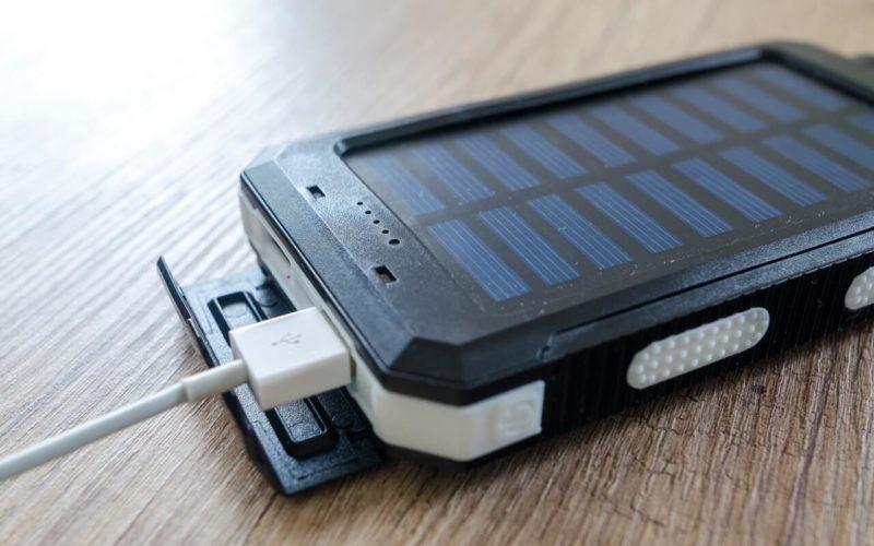 Mejor cargador solar para movil del 2019