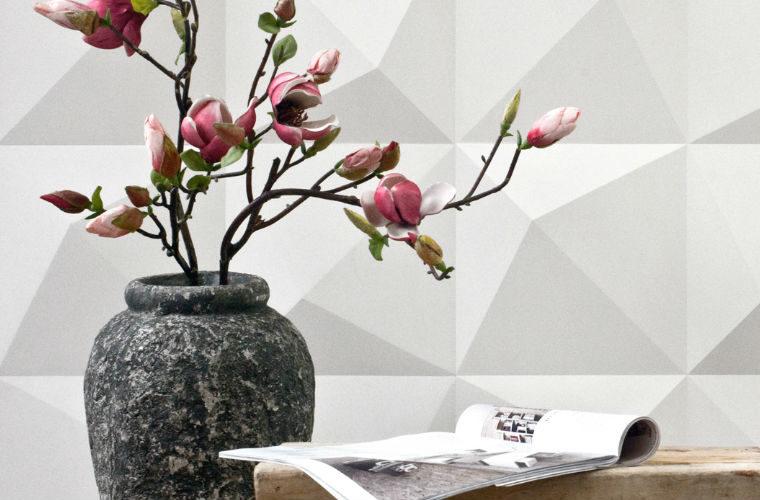 Paneles decorativos en 3D