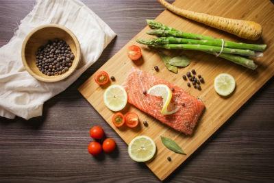 Salmon contra la ansiedad