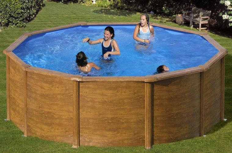 elegir una piscina desmontable