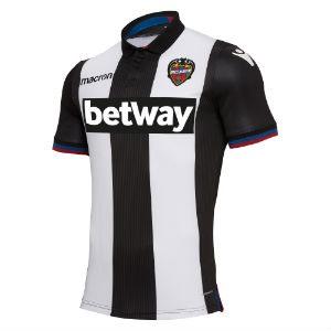 Camiseta del Levante Union Deportiva con patrocinio de Betway