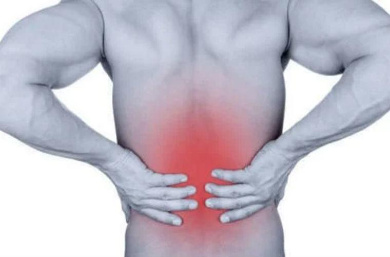 Responsables del dolor de espalda
