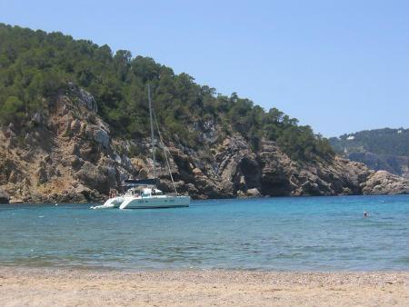 Playa de Benirras Ibiza
