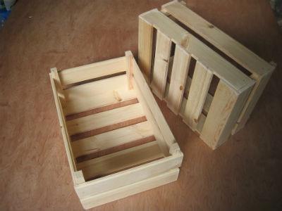Caja de calidad a la decoración