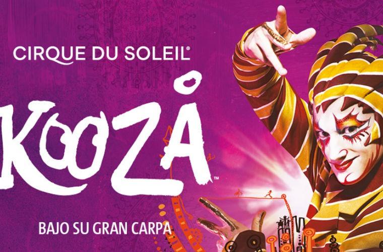 Vuelve el Circo del Sol a Sevilla