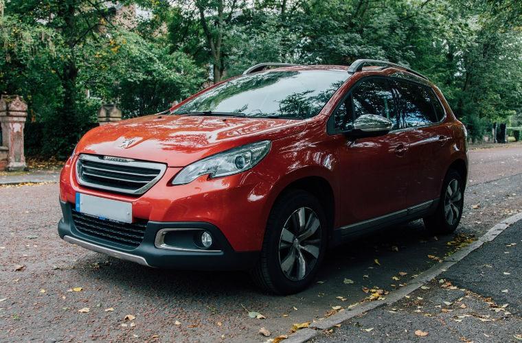 SUV de Peugeot