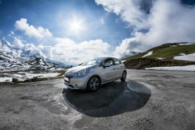 Utilitario de Peugeot