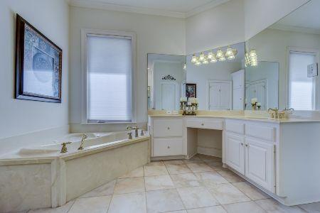 Muebles de baño actuales
