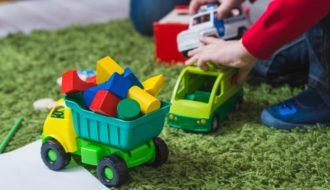 Los mejores juguetes para cada edad