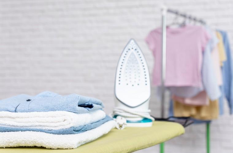 Planchar ropa delicada