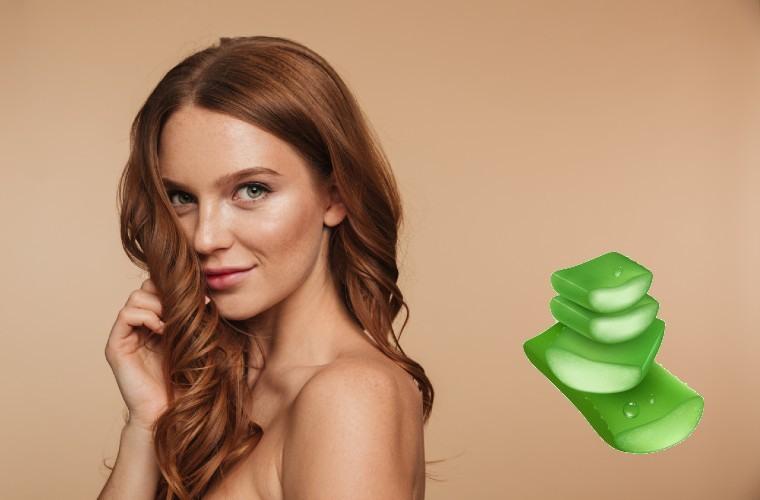 beneficios del aloe vera para el cabello