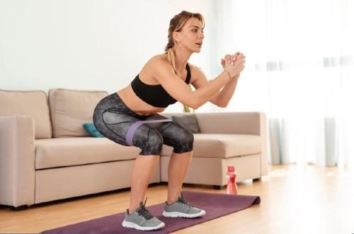 rutina de ejercicio evitar flacidez