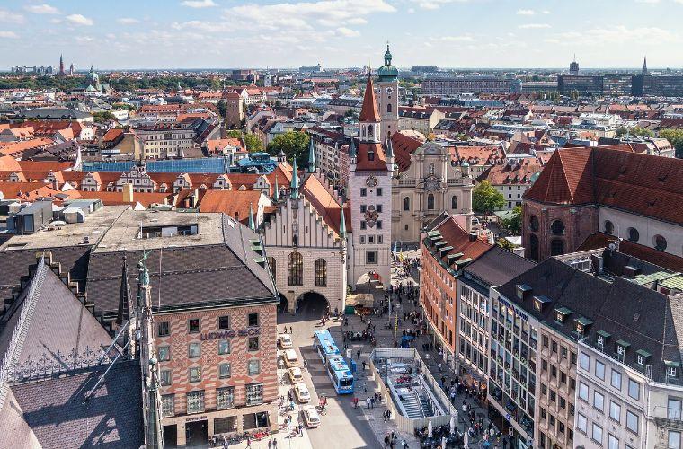 vacaciones conociendo Múnich y Núremberg