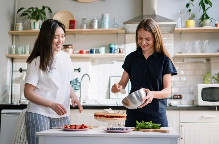 Servicios del sector gastronómico para hogar