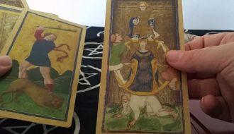 Orígenes de las cartas de tarot