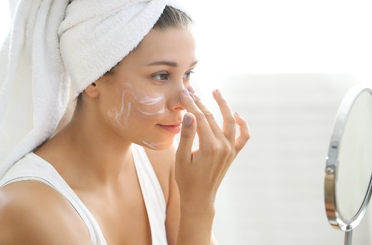 Revitalizar una piel dañada