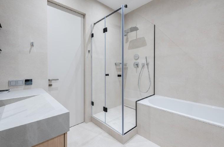 Trucos para decorar la ducha